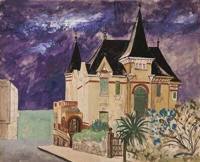 """Antonio Berni, 'Sin Título (Palacio José Luis Cantil Ortiz Basualdo). De la serie """"Mar del Plata""""', 1950"""