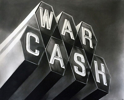 Gonzalo Fuenmayor, 'War Cash II', 2016