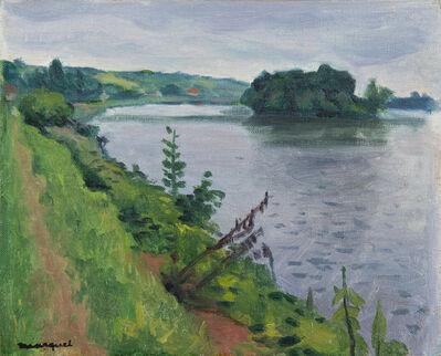 Albert Marquet, 'La Seine à Rolleboise', 1875-1947