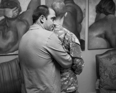 "Vincent Cianni, 'Image from ""Gays in the Military""', 2014"