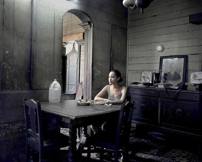 Robert van der Hilst, 'Cuban Interior #10', 2001