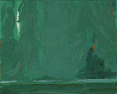 Eric Aho, 'Emerald River', 2019