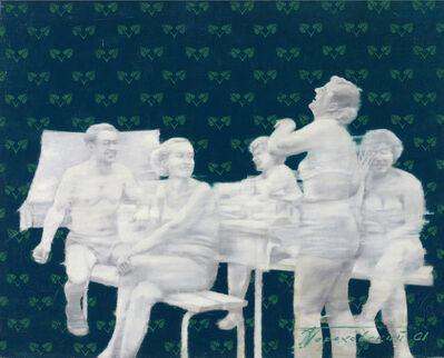 Eduard Gorokhovskiy, 'Merry picnic', 2001