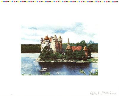 Malcolm Morley, 'Rhine Chateau', 1972