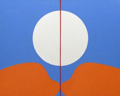 Juan Moreira, 'Luna blanca / White moon', 2018