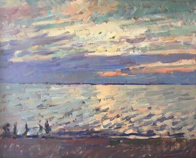 Ben Fenske, 'Sunset Long Beach', 2017