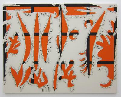 Zoe Barcza, 'Landscape with Yellow Birds', 2015