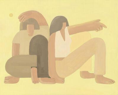 Kassia Rico, 'STUDY IN YELLOW', 2020