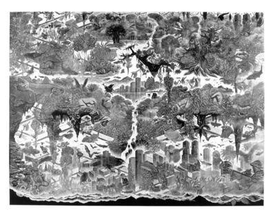 Kobayashi Keisei, 'Transferred Soul-Gunbu 97・3C', 1997