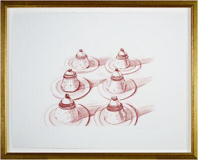 Wayne Thiebaud, 'Italian Desserts', 1979