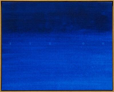Ed Ruscha, 'Six Oh', 2003