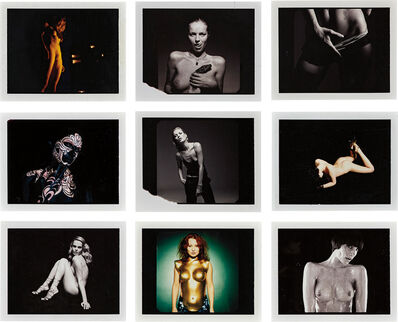 Rankin, 'Nine Polaroids'