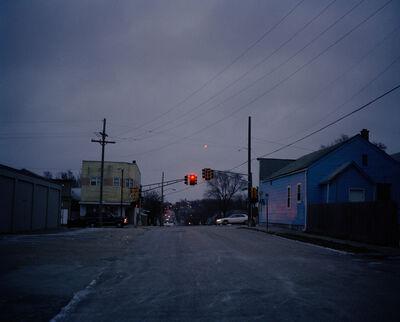 Gregory Halpern, 'Sixteenth Street (Evening), Omaha, NE', 2005-2018