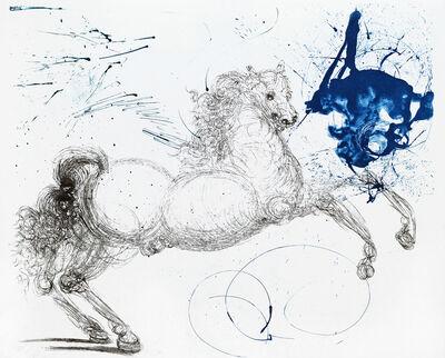 Salvador Dalí, 'Mythology - Pegasus '