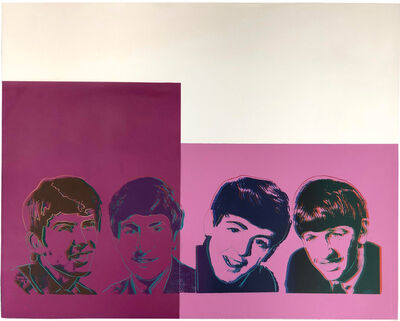 Andy Warhol, 'The Beatles', 1980