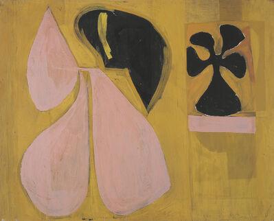 Robert Motherwell, 'Interior with Pink Nude', 1951