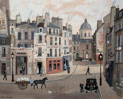 Michel Delacroix, 'Rue de Seine', 2001