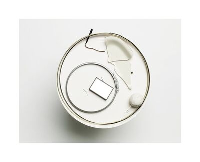 Xue Mu, 'A_C_N2014 Circle Plate_2', 2014