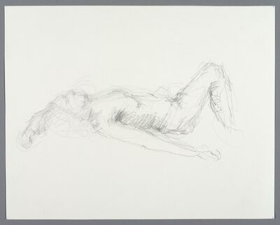 Okim Woo Kim, 'Untitled (Lying pose)', 2016