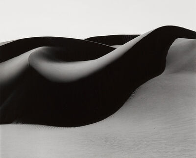 Brett Weston, 'Dune, Oceano', 1984