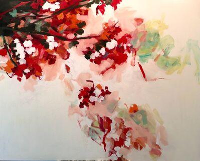 Saliha Staib, 'Red', 2016