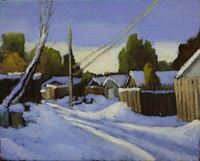 Kari Duke, 'Edmonton Winter', 2016