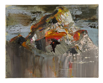 Judith Simonian, 'Melting Mountain', 2016