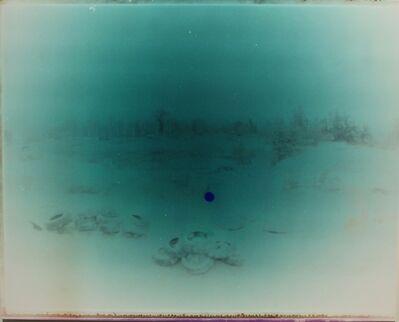Janie Julien-Fort, 'Punctum bleu', 2012