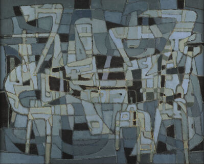 Pol Bury, 'Composition', 1952