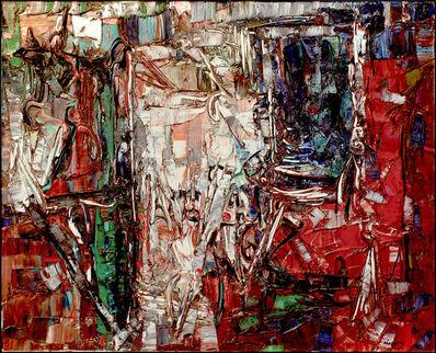 Jean-Paul Riopelle, 'Dark', 1962