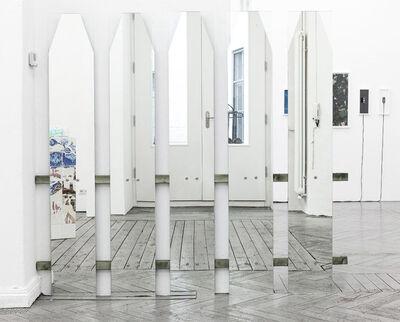 Alex Lebus, 'Defence (2)', 2018