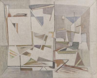 Geer van Velde, 'Composition', ca. 1956