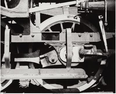 Ralston Crawford, 'Train detail'
