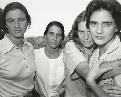 Nicholas Nixon, 'The Brown Sisters, East Greenwich, Rhode Island', 1980