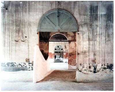 Luca Campigotto, 'L'Arsenale Atriglierie Alkeroni Venezia', 1999