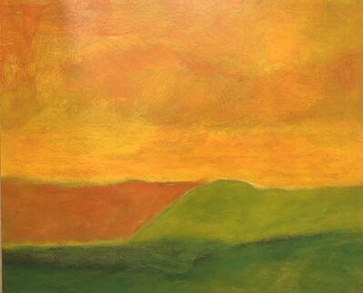 Herman Van Nazareth, 'Yellow Landscape', 2015