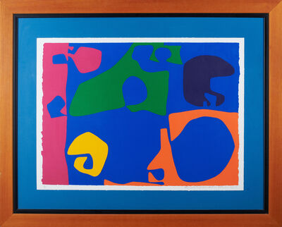Patrick Heron, 'Plate 14 from January, 1973', 1973