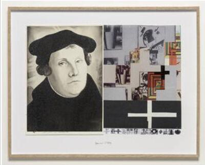 Roman Uranjek & Radenko Milak, 'February 18, 1546, Martin Luther Dies', 2015