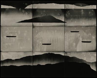 Nadezda Nikolova-Kratzer, 'Elemental Forms, Landscape no. 48 (Poliptych)', 2018