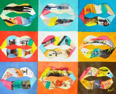 Lenner Gogli, 'Nine Lips ', 2014
