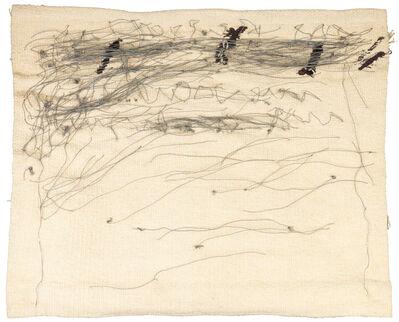 Antoni Tàpies, 'Wires (Filferros)', 1971