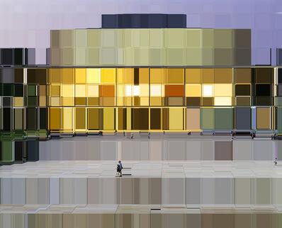 Asaf Gam Hacohen, 'The Culture Square (Habima) Tlv', 2015