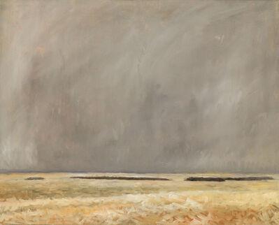 Kristen Garneau, 'Snow on the Fields', 2014