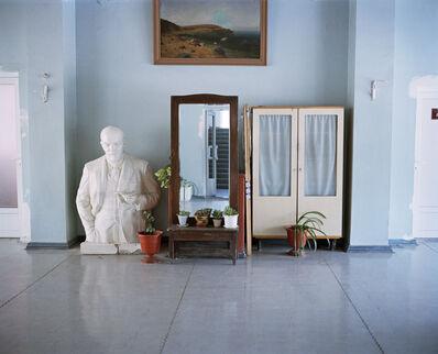 Sasha Rudensky, 'Lenin, Sevastopol, Ukraine', 2004