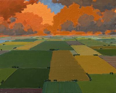 John Karl Claes, 'Hidden Skies'