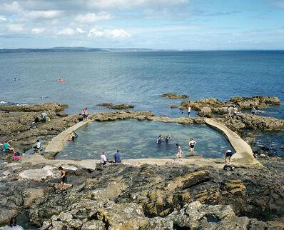 Tessa Bunney, 'Mousehole Tidal Pool, Cornwall', 2017