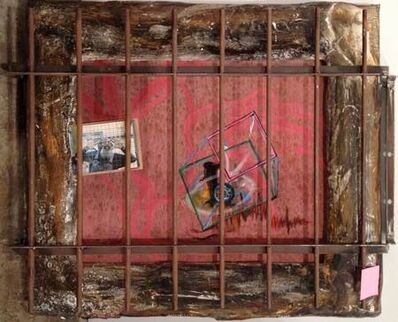 Bert L. Long, Jr, 'Creativity Imprisoned', 2010