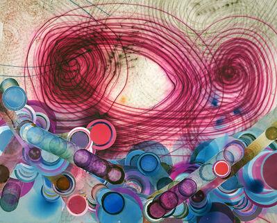 Rosemarie Fiore, 'Smoke Painting #54', 2018