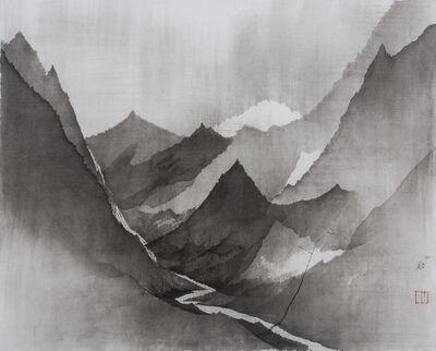 Shen Qin, 'Mountain 20180910-01', 2018