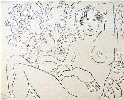 Henri Matisse, 'Nu Assis, Bras Gauch sur la Tete', 1926
